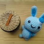 Amigurumi doll, crochet toy..